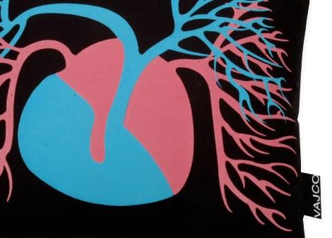 Polštář Heartbeat
