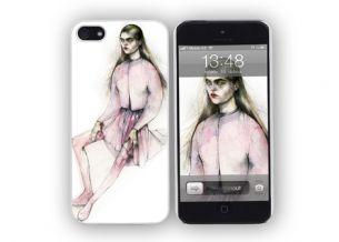 Obal na iPhone 5 Pink