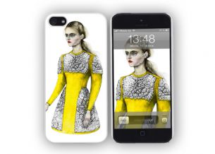 Obal na iPhone 5 Yellow
