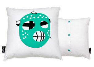 Pillow Doctor lecter