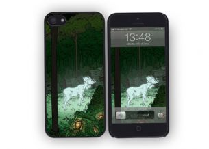 Obal na iPhone 5 Oh, deer