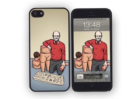 Obal na iPhone 5 Dummy