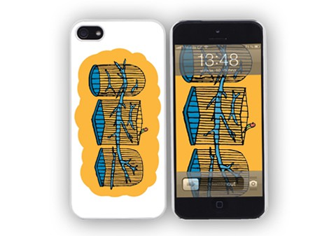 Obal na iPhone 5 Cage